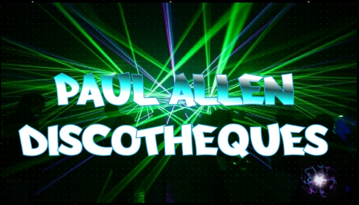 Paul Allen Mobile DJ and Mobile Disco Service