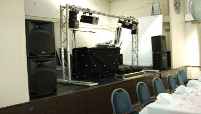 Gold Standard Package Mobile Disco Hire