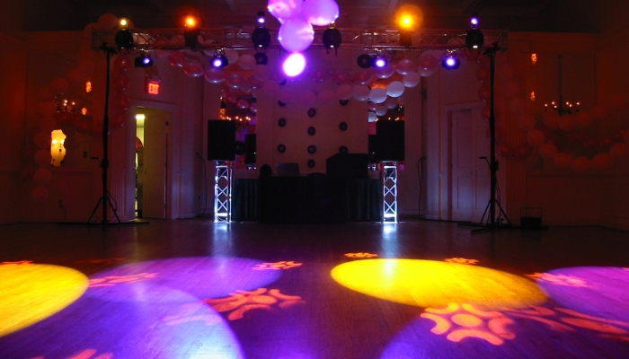 Large Mobile disco package